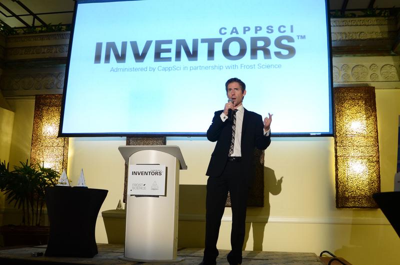 Ted Caplow Presenting